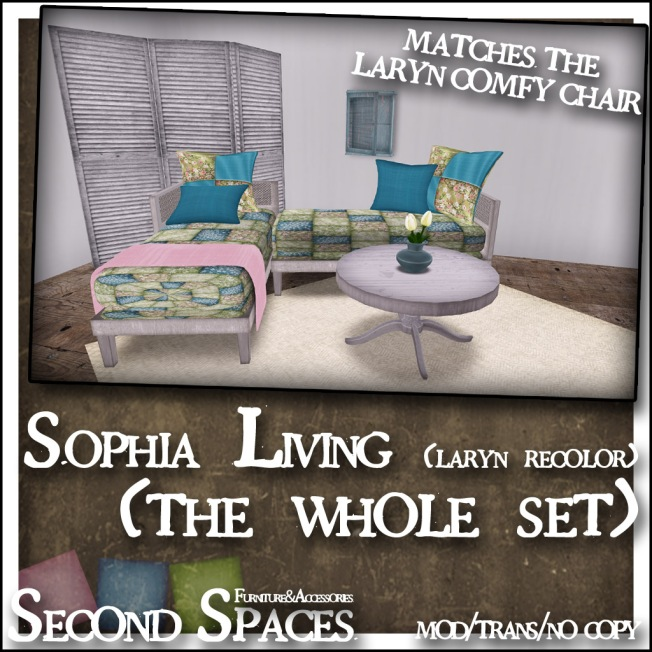 Second Spaces Sldd