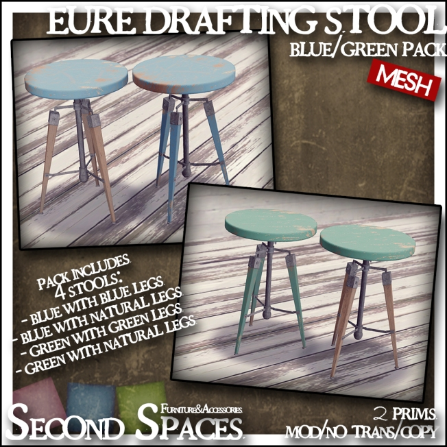 eure drafting stool_blue green pack_promo